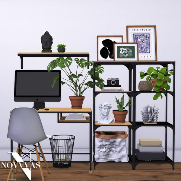 IKEA Shelfs from NOVVAS