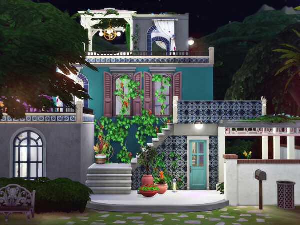 Faustina House by Rirann from TSR