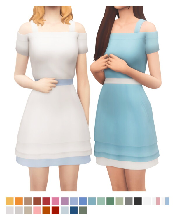 Woodstock Hairstyle from Simpliciaty