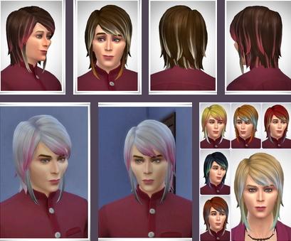 Kiran Hairstyle from Birkschessimsblog