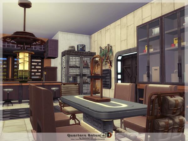 Quarters Batuu Home by Danuta720 from TSR