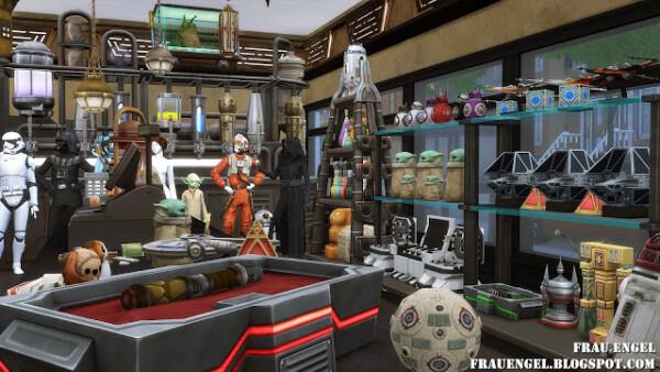 Movie Fan Shop from Frau Engel