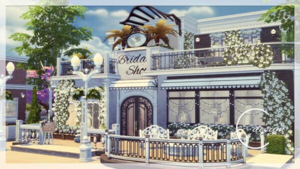 Bridal Shop from Cross Design
