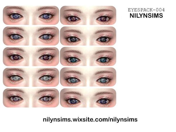 Eyespack 004 from Nilyn Sims 4