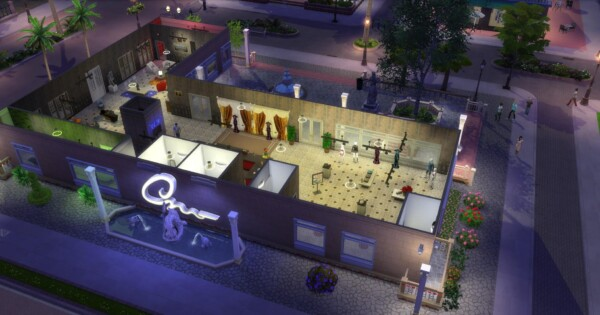 Shopping Mall Build Renovation by  Cassar from Luniversims