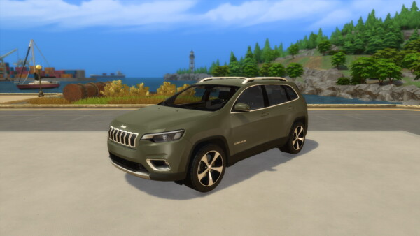 Jeep Cherokee from Lory Sims