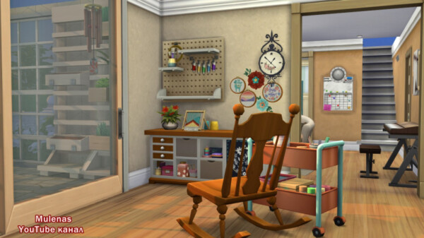 Ideal family home from Sims 3 by Mulena
