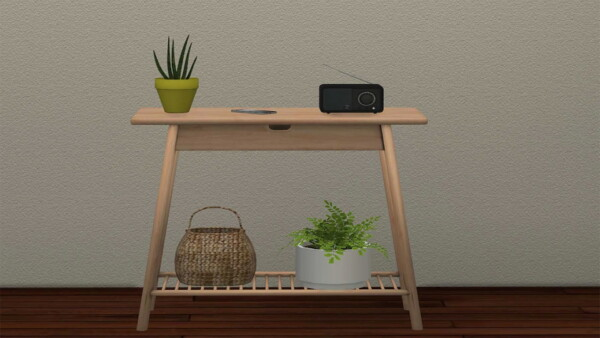 Aalto Hallway Console from Sunkissedlilacs