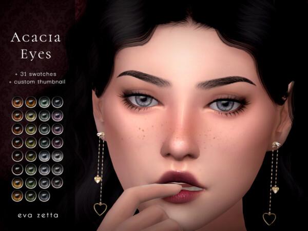 Acacia Eyes by Eva Zetta from TSR