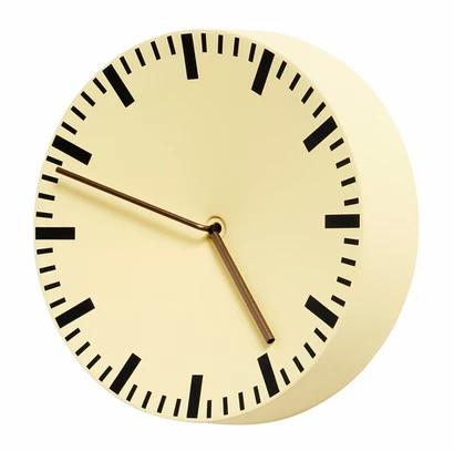 Analog Wall Clock from Meinkatz Creations