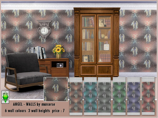 Angels Walls by marcorse from TSR