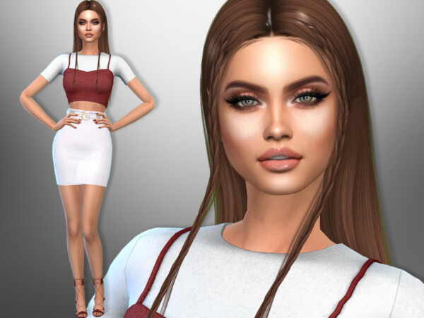 Anna Martin by divaka45 from TSR