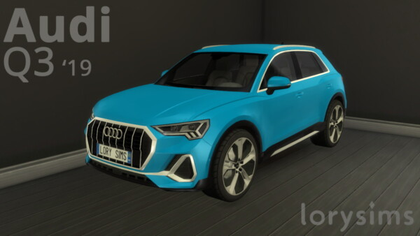 Audi Q3 2019 from Lory Sims