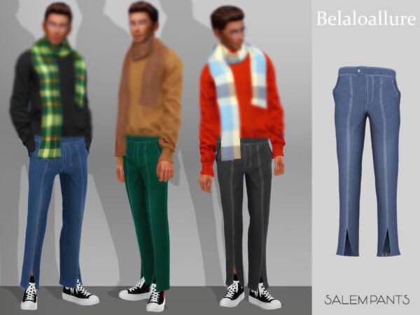Belaloallure Salem pants by belal1997 from TSR