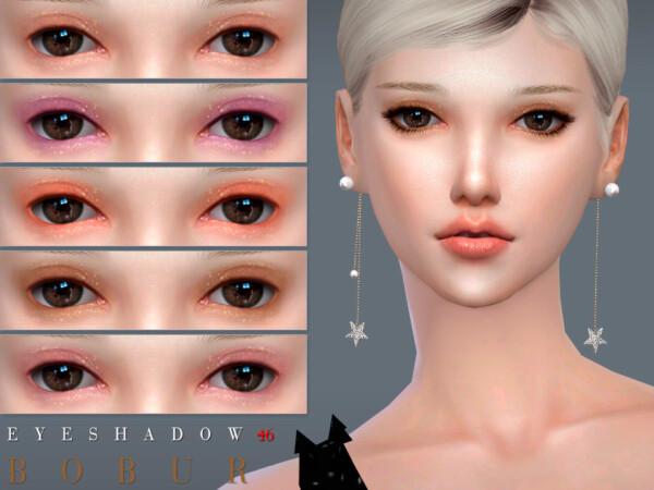 Eyeshadow 46 by Bobur from TSR