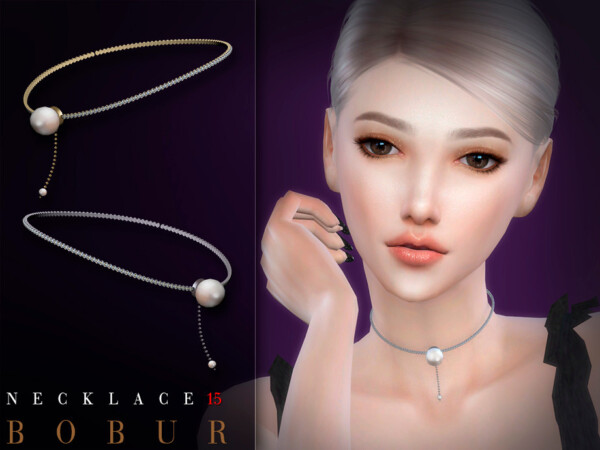 Necklace 15 by Bobur from TSR