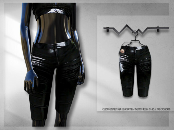 Clothes Set 84 Shorts by busra tr from TSR