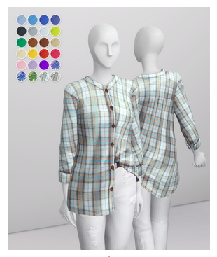 Cool Breeze Shirt v1 from Rusty Nail