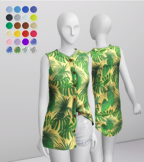 Cool Breeze Shirt v2 from Rusty Nail