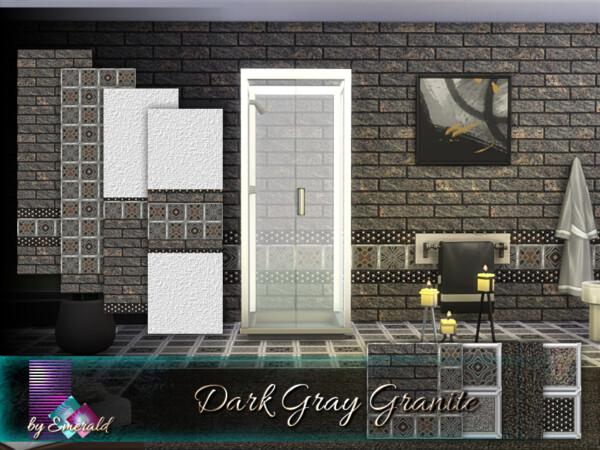 Dark Gray Granite by emerald from TSR
