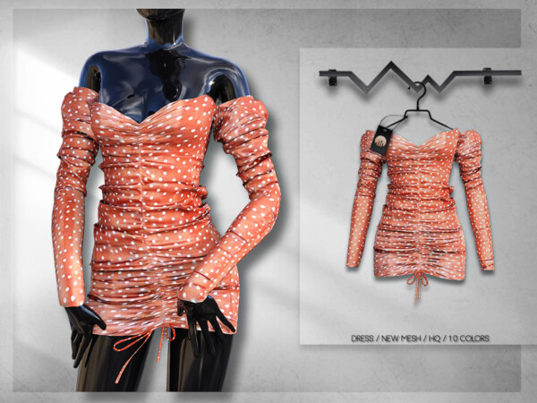Dress BD312 by busra tr from TSR