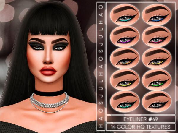 Eyeliner 49 by Jul Haos from TSR