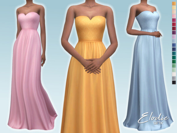 Elodie Dress by Sifix from TSR