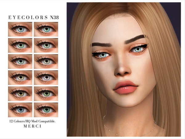 Eyecolors N38 by Merci from TSR