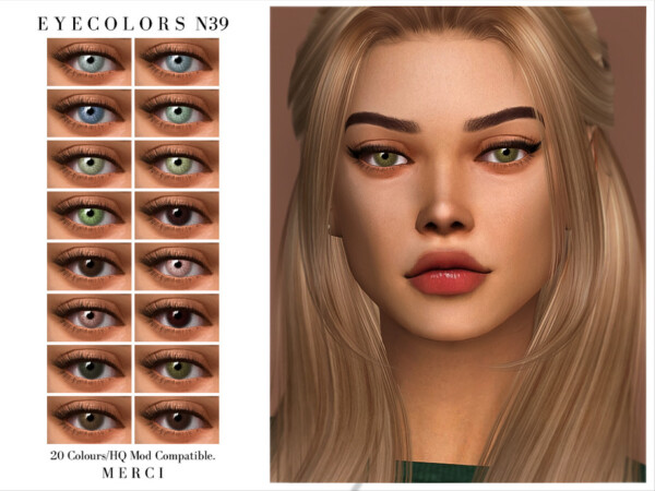 Eyecolors N39 by Merci from TSR