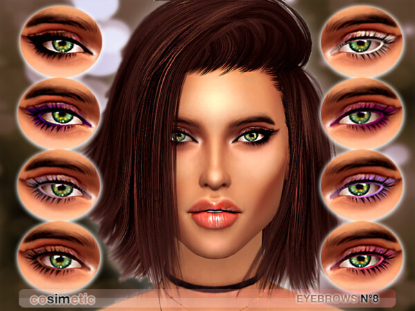 Eyeliner N8 by cosimetic from TSR
