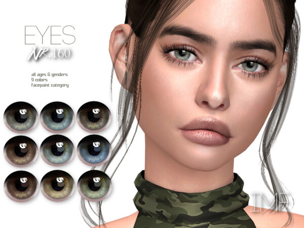 Eyes N.160 by IzzieMcFire from TSR
