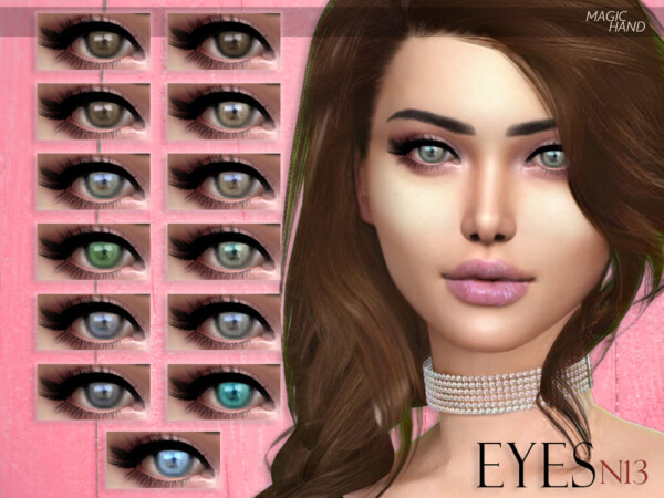 Eyes N13 by MagicHand from TSR