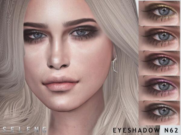 Eyeshadow N62 by Seleng from TSR