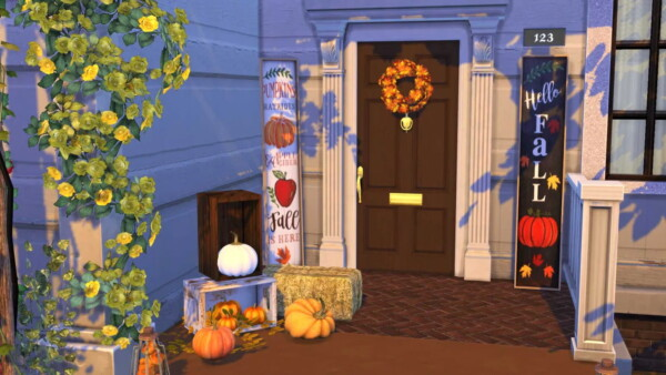 Fall Porch Signs from Sunkissedlilacs