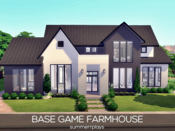 Farmhouse by Summerr Plays from TSR