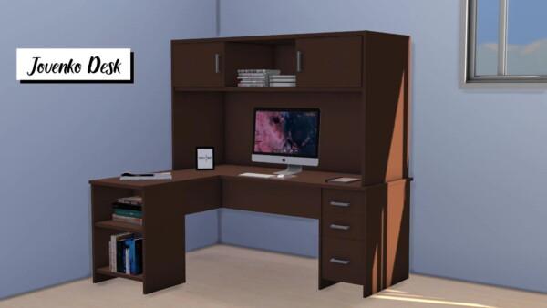 Jovenko Desk from Sunkissedlilacs