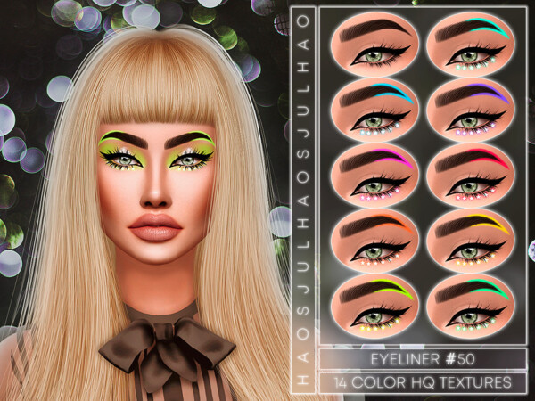 Eyeliner 50 by Jul Haos from TSR