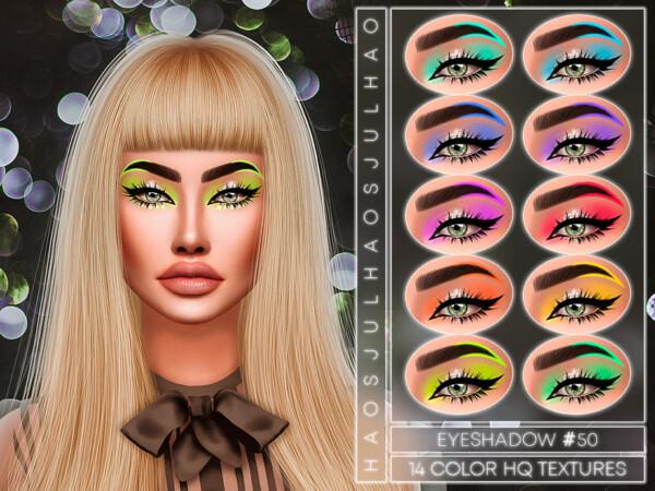 Eyeshadow 50 by Jul Haos from TSR