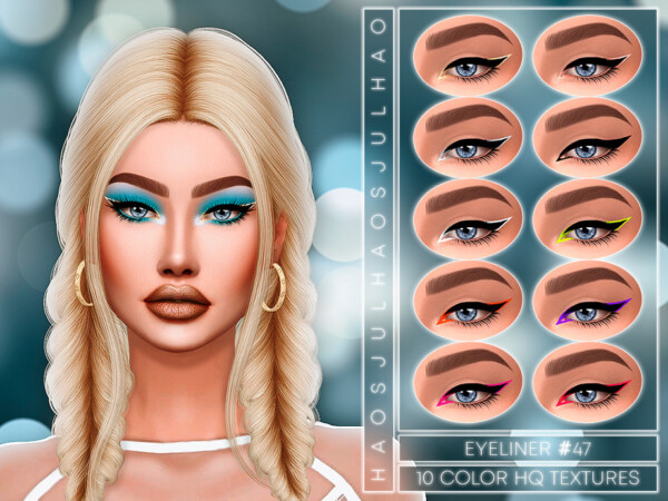 Eyeliner 47 by Jul Haos from TSR