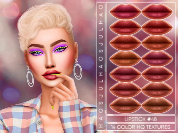 Lipstick 48 by Jul Haos from TSR