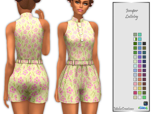 Jumper Lattetry by MahoCreations from TSR