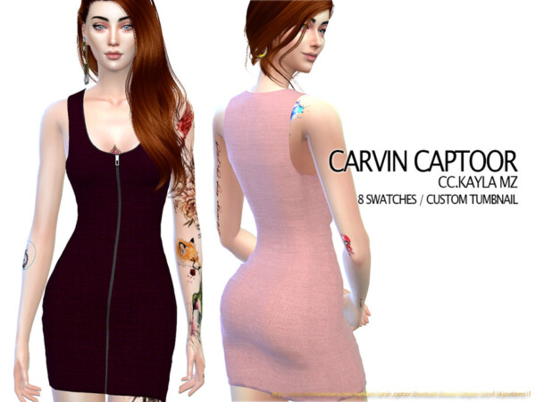 Kayla MZ by carvin captoor from TSR