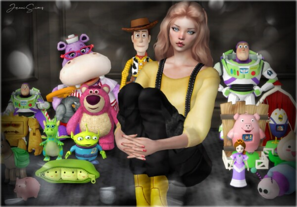 Kids Toy Story from Jenni Sims