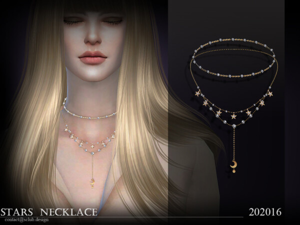 LL Necklace 202016 by S Club from TSR