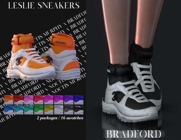 Leslie Sneakers from Murphy