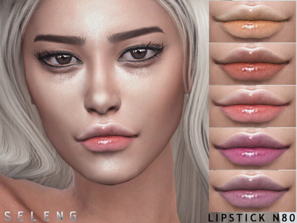 Lipstick N80 by Seleng from TSR