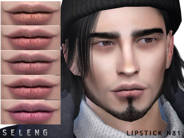 Lipstick N81 by Seleng from TSR