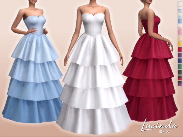 Lucinda Dress by Sifix from TSR