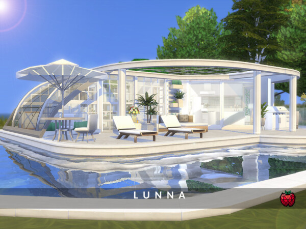 Lunna House no cc by melapples from TSR