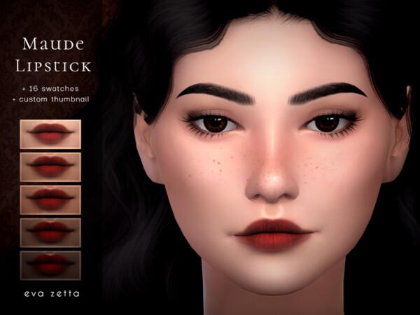 Maude Lipstick by Eva Zetta from TSR